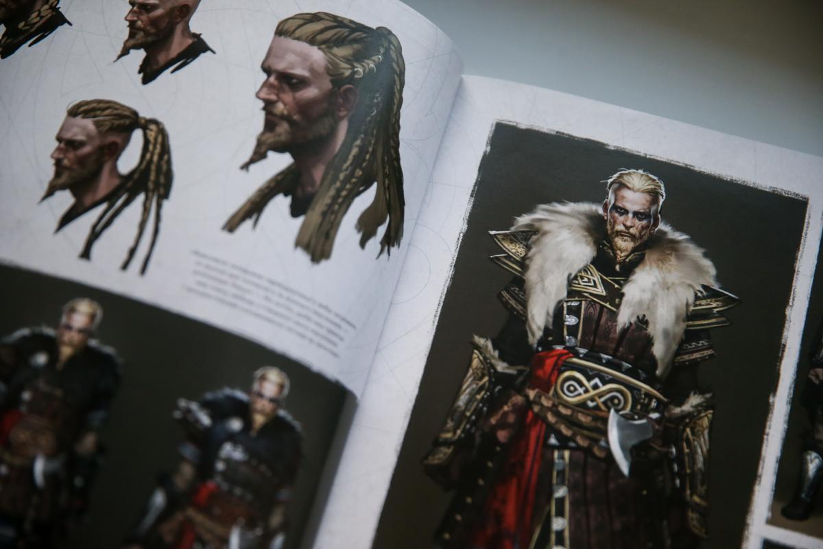 1607100606 6869 - Assassin's Creed Valhalla - огляд артбука — ігри — УНІАН