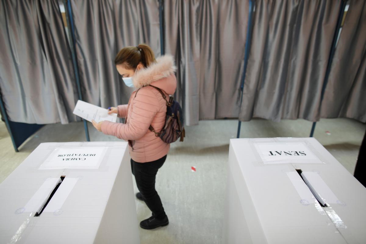 1607300089 7201 - Выборы в Румынии - две партии набирают похожее количество голосов — Новости мира