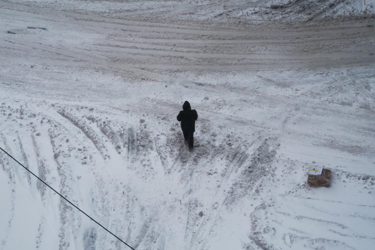 В Украину идут морозы: на выходных страну засыплет снегом,