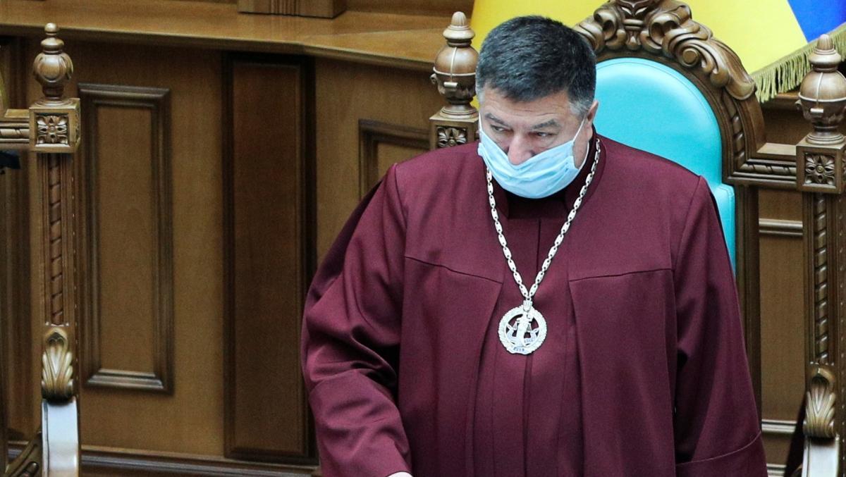 В Конституционном суде заявили о незаконности указа Зеленского об отстранении Тупицкого