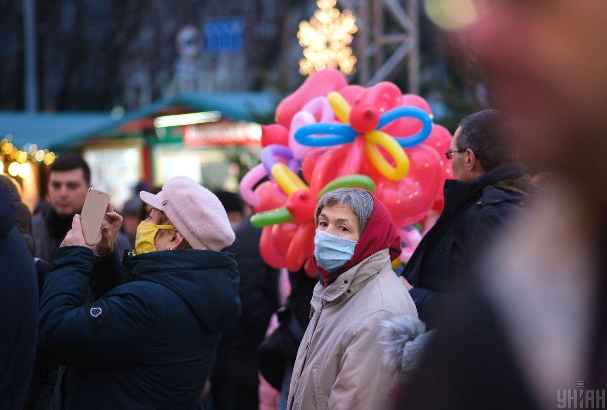 Коронавирус в Украине 5 января 2021