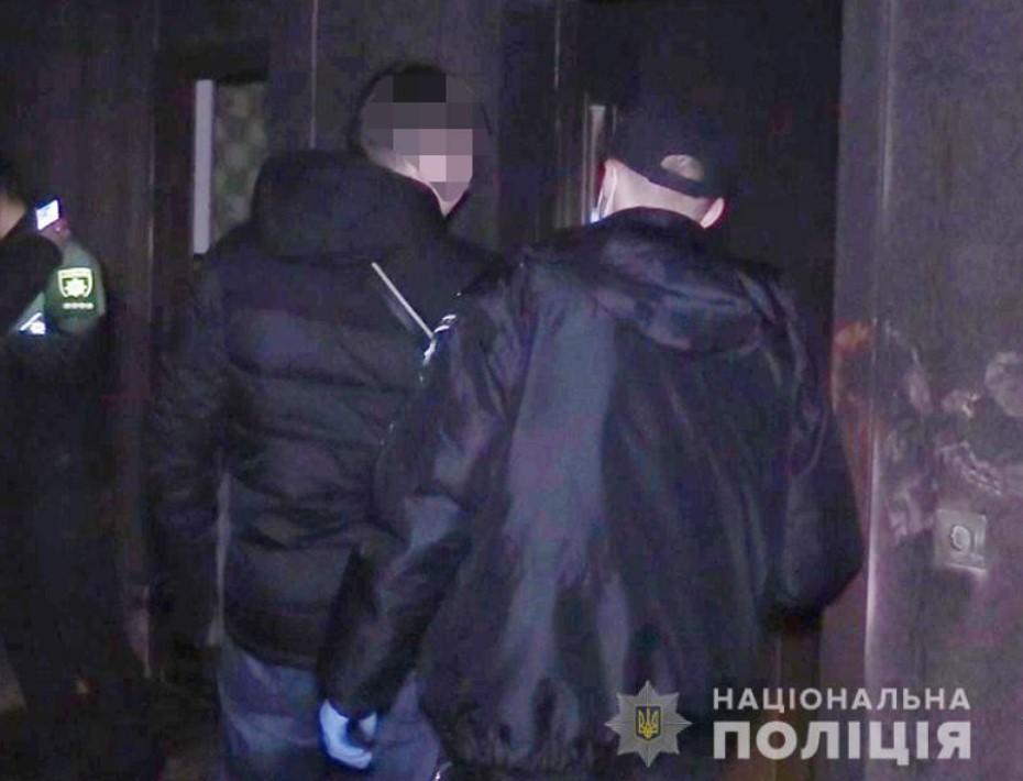 Задержание в Киеве — мужчину, убившего знакомого, задержали —