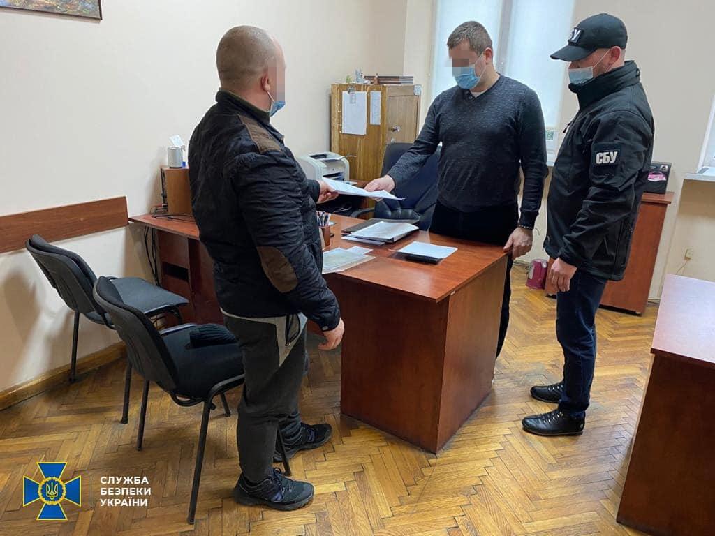 задержан мужчина, призвавший к отделению Закарпатья от Украины —