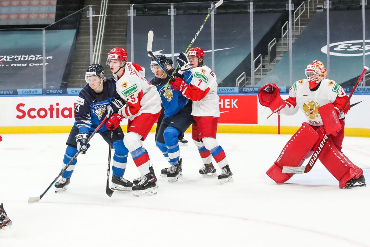Опять разгром: Россия осталась без медалей хоккейного чемпионата