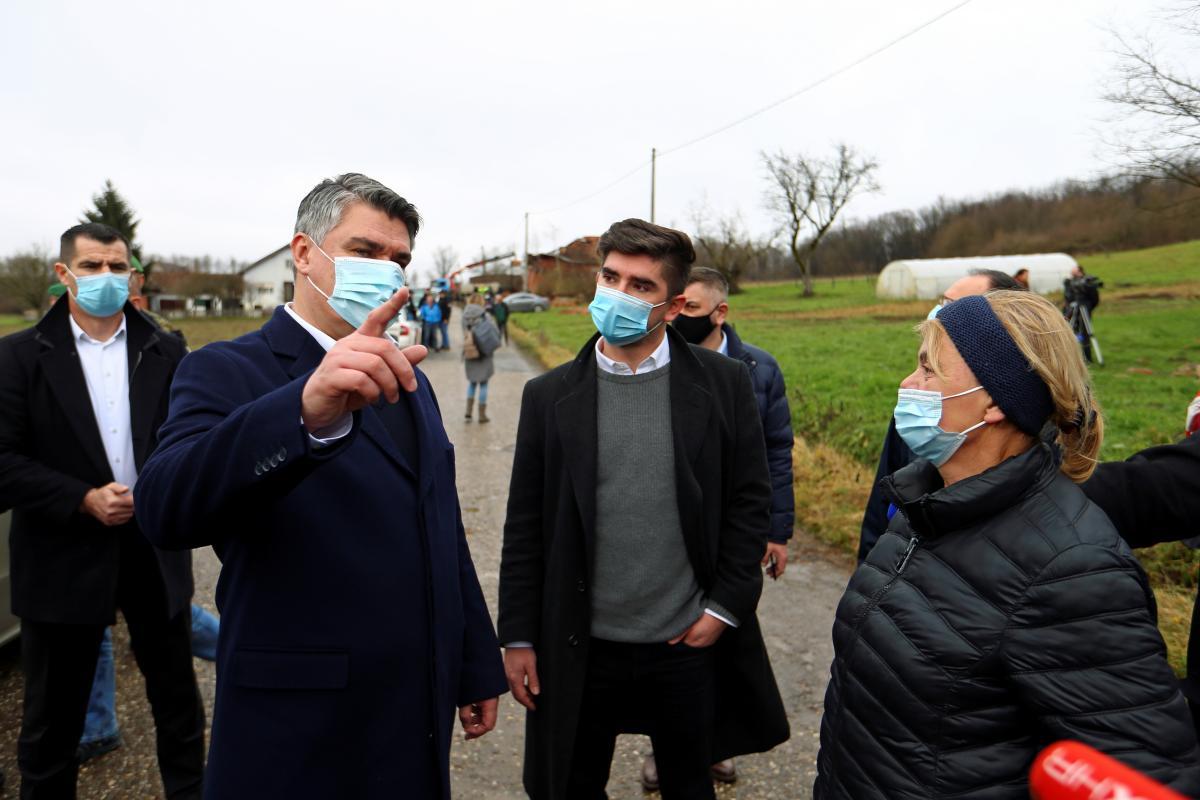 Президент Хорватии сделал прививку от коронавируса — Новости мира —