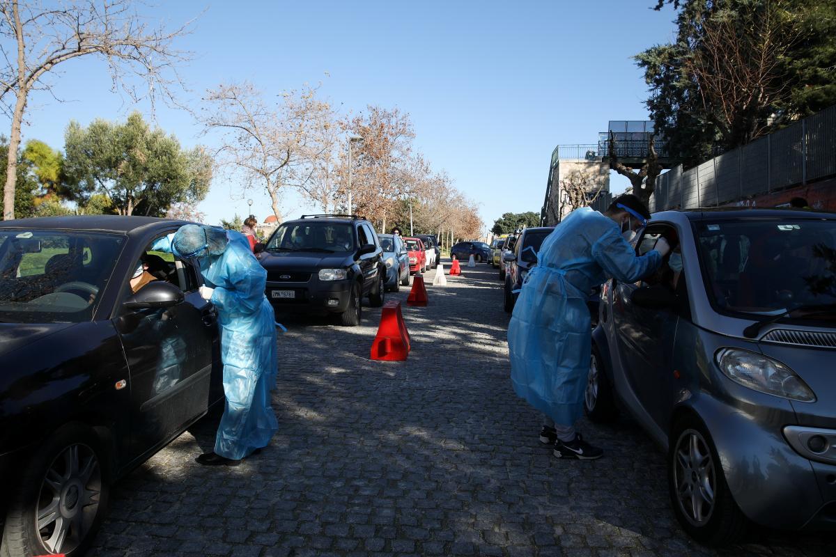 Вспышка коронавируса — Греция решила продолжить локдаун — Новости