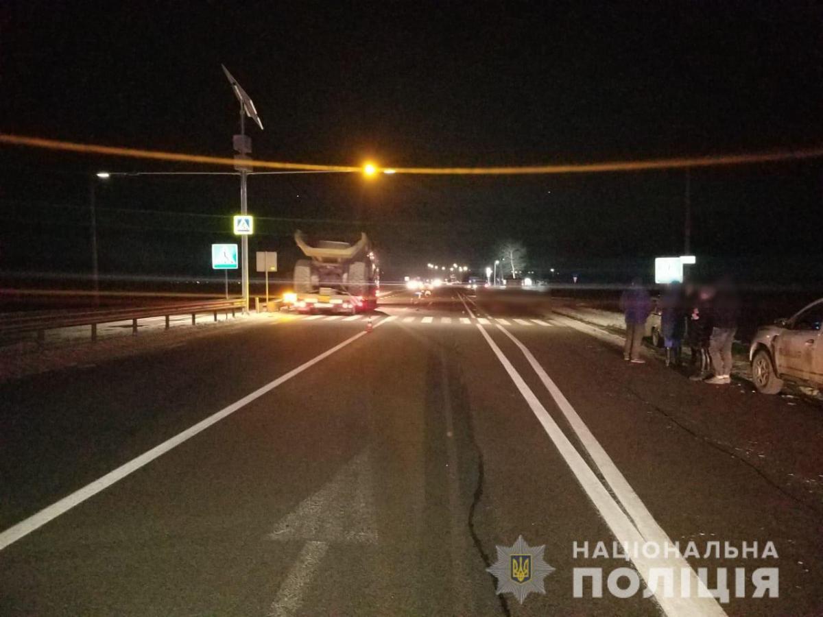 В Ривненской области 19-летний водитель насмерть сбил двух женщин