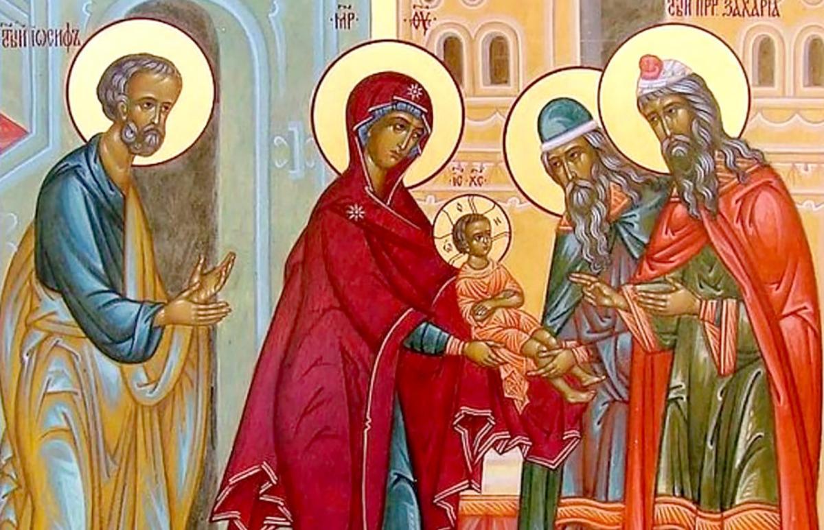 Обрезание Господне 2021: история и значение праздника, как принято проводить день