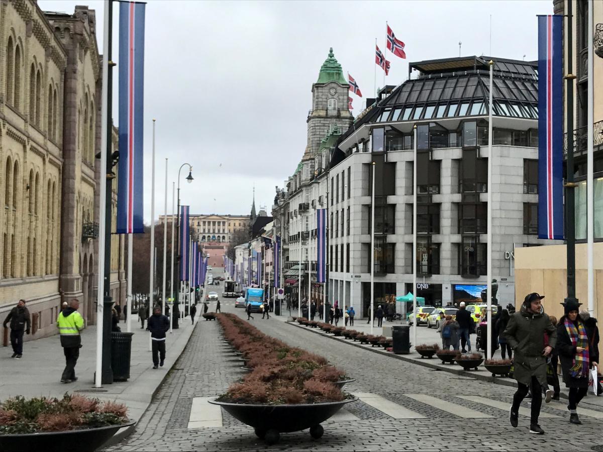 Норвегия планирует ужесточить правила въезда в страну