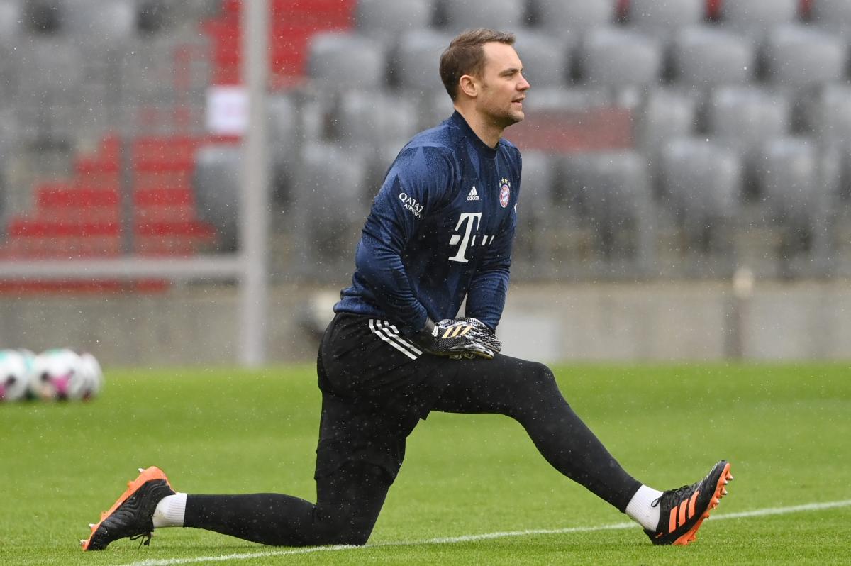 Лучший вратарь мира повторил уникальный рекорд Бундеслиги — Новости