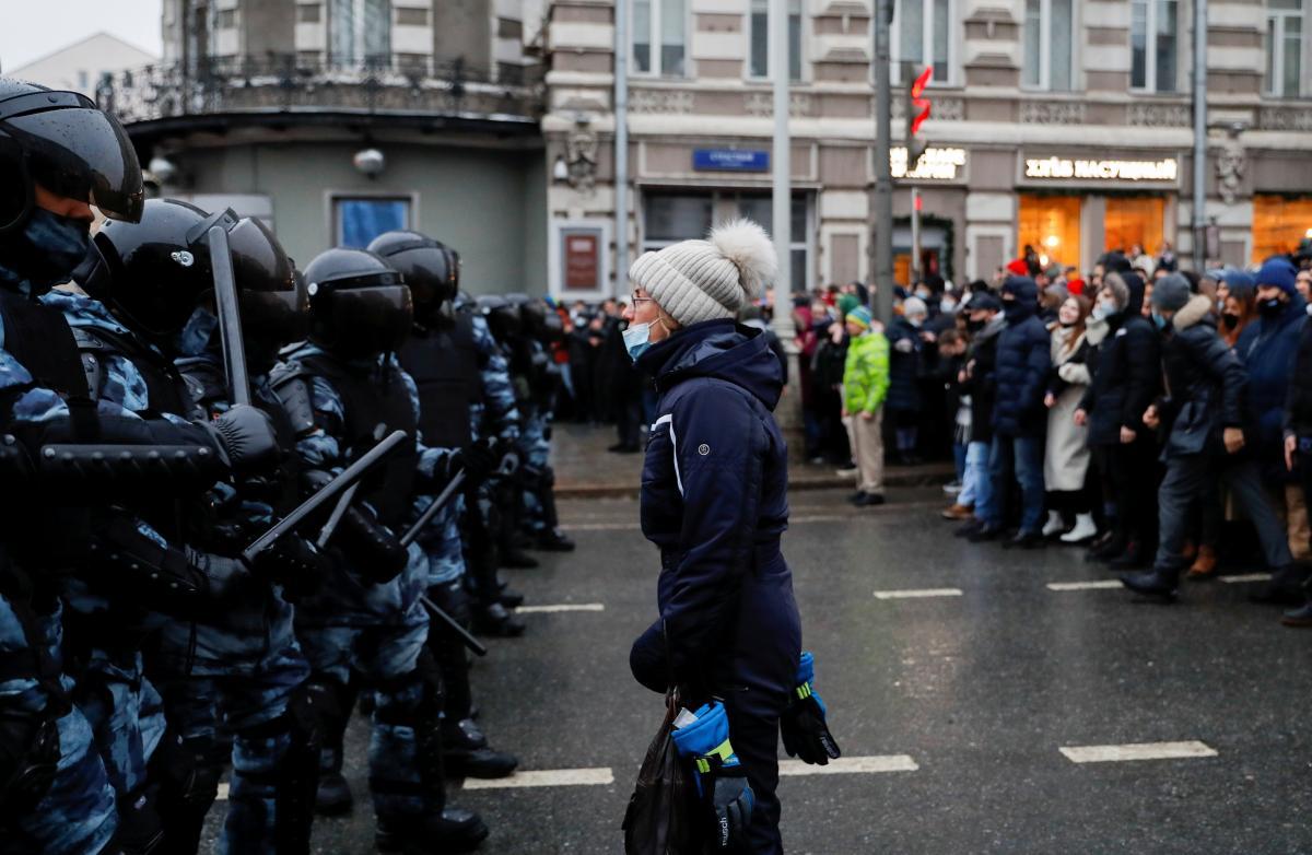 Власти Москвы готовятся к акциям в поддержку Навального: в центре