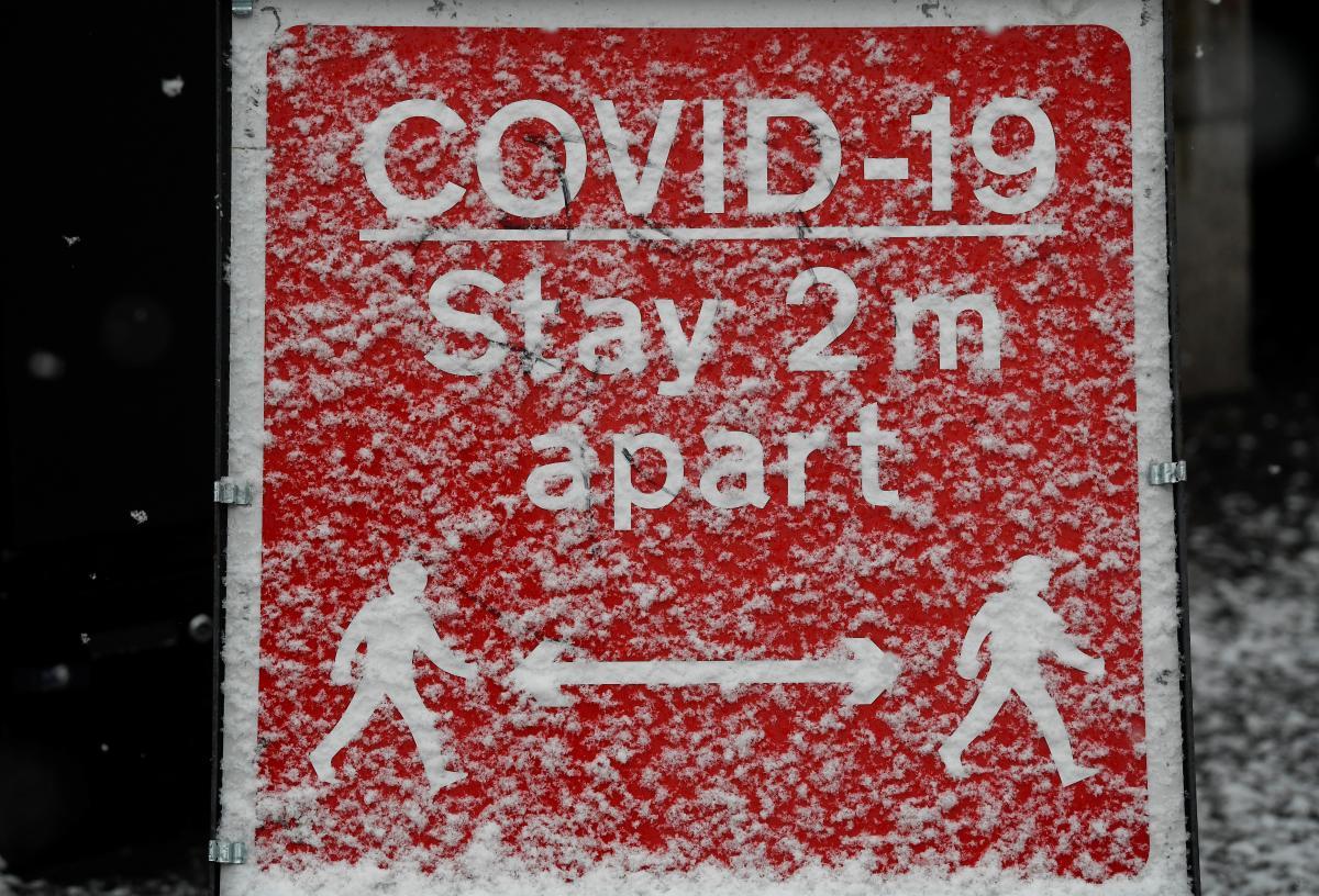 ЕС ввел темно-красные зоны COVID-19