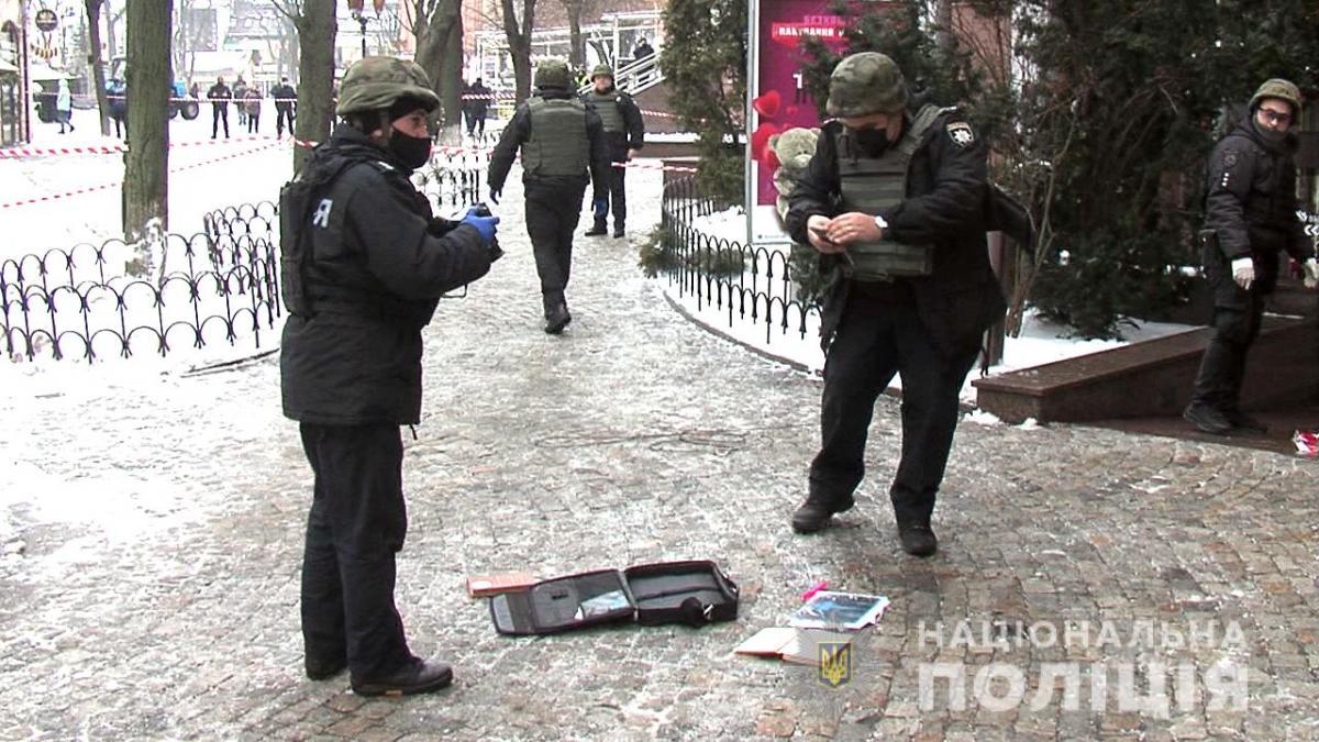 Угрожал подорвать магазин сладостей — в Виннице задержали