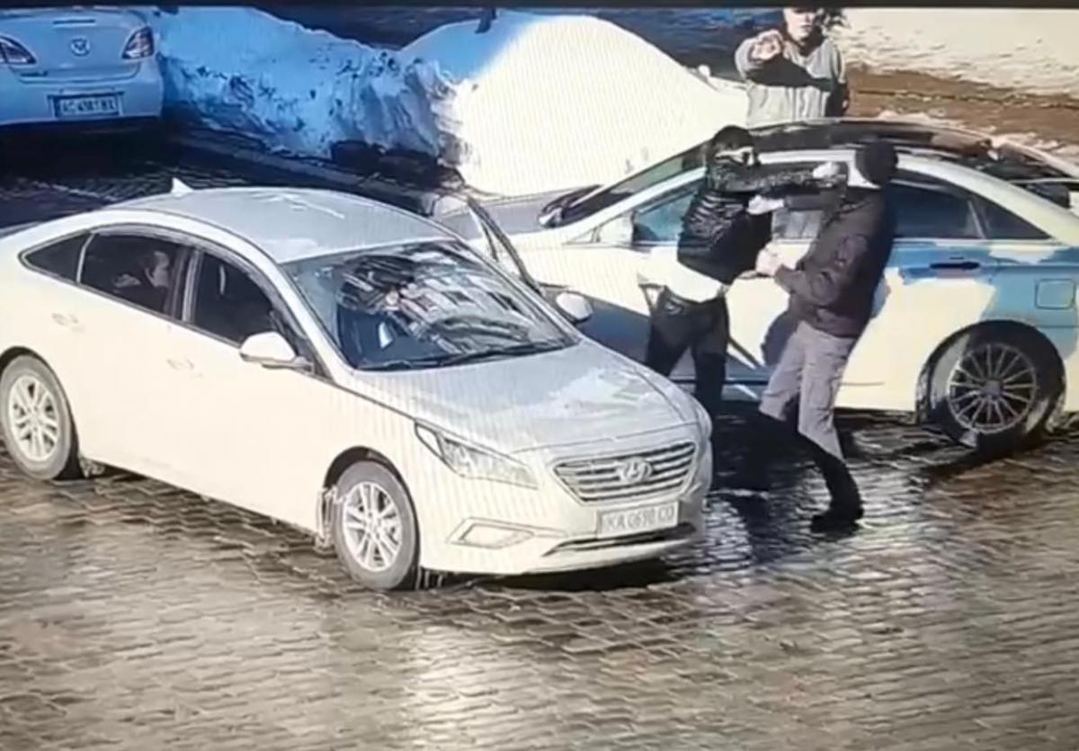 Убийство в центре Киева — водителя отправили за решетку — Новости