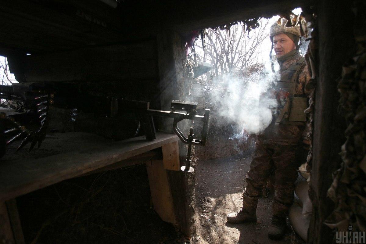 Война на Донбассе — за сутки зафиксировано семь обстрелов — УНИАН
