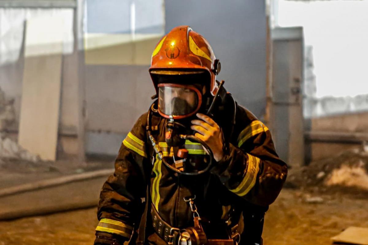 В Киеве три человека погибли при пожаре в недостроенной бане