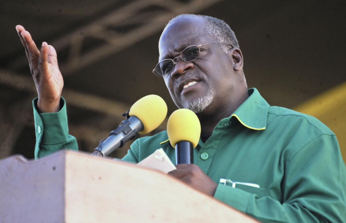 Президент Танзании Джон Магуфули умер от коронавируса — УНИАН