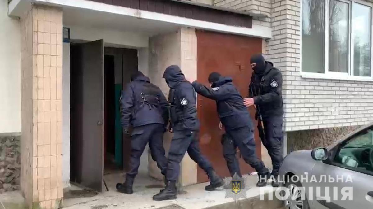 Нападение в Одесской области — задержаны подозреваемые в разбойном