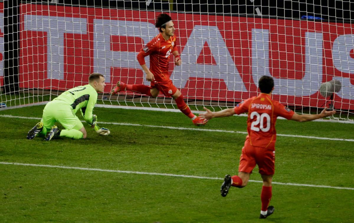 Отбор на ЧМ-2022 — результаты всех матчей 31.03.2021 — УНИАН