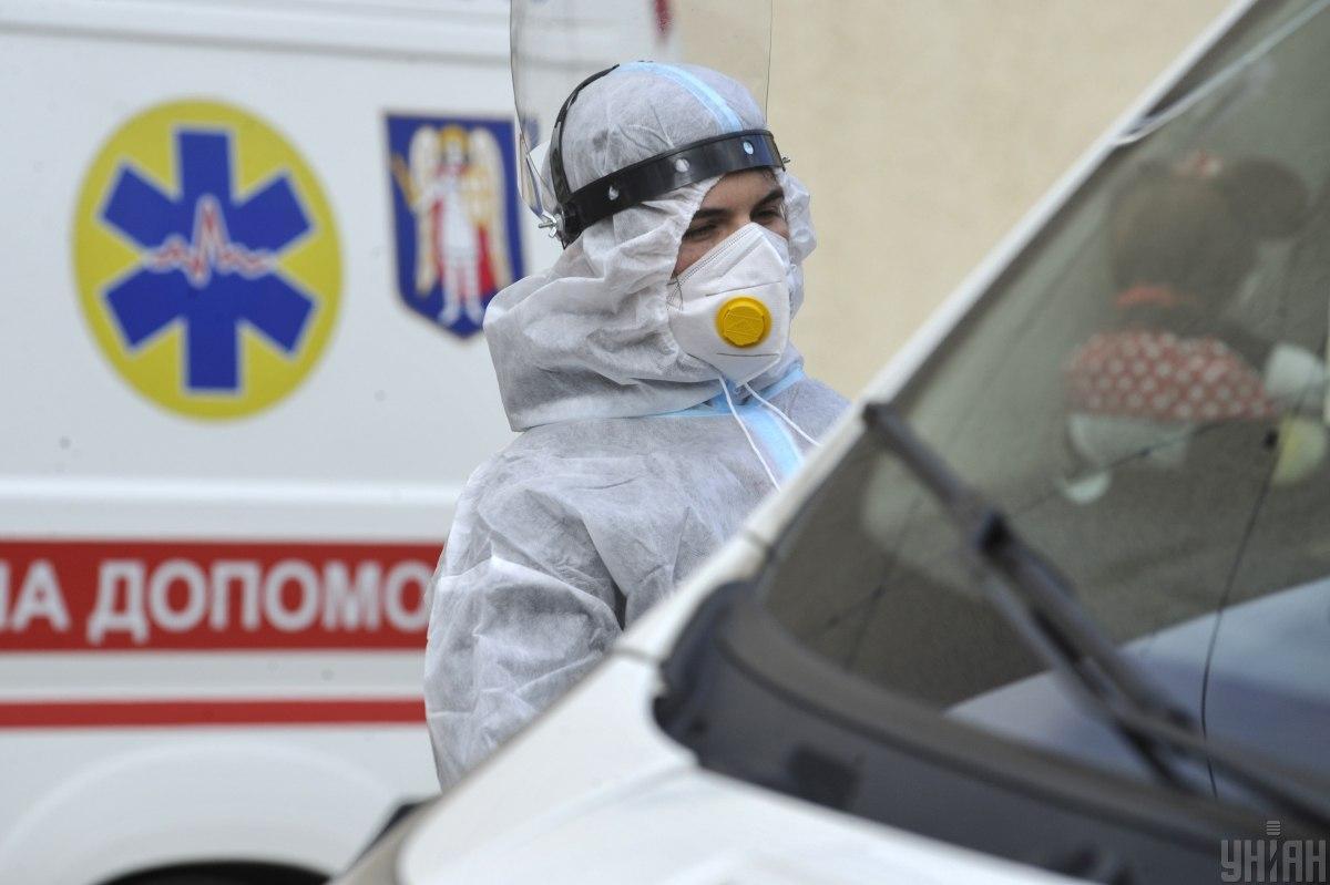 Украина прошла пик заболеваемости COVID-19 - Минздрав