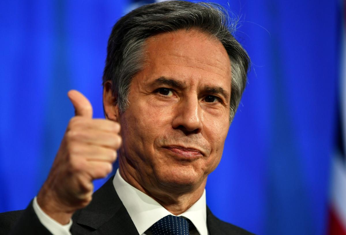 Госсекретарь США оценил возможность вступления Украины в НАТО