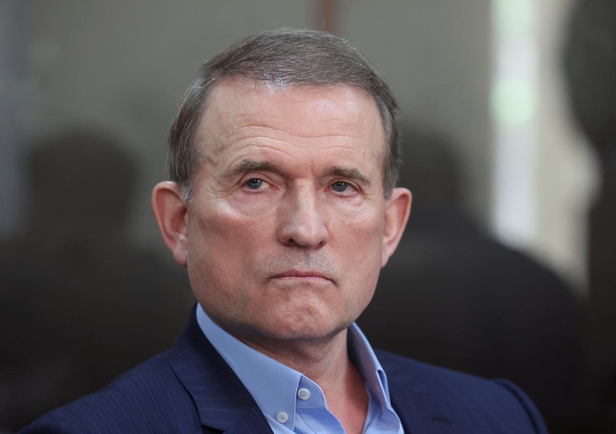 Прокуратура обжалует меру пресечения Медведчуку