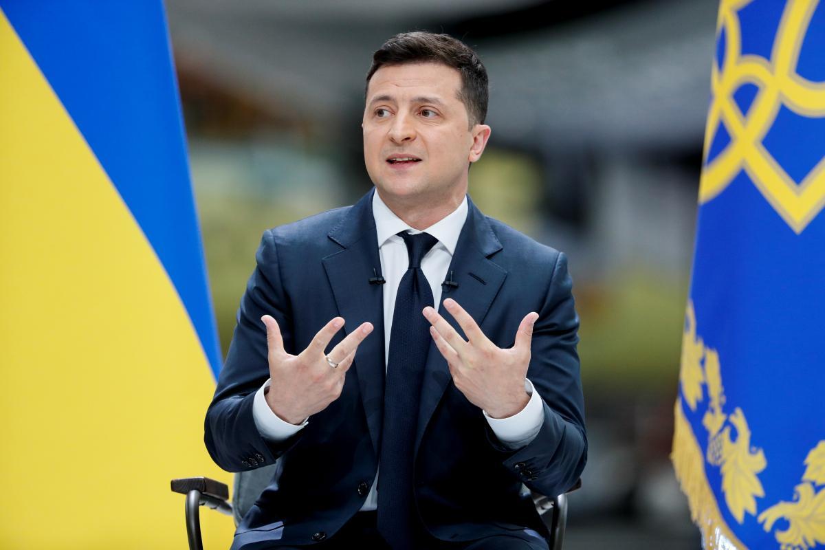 Вступление Украины в НАТО: Зеленский утвердил стратегию коммуникации до 2025 года