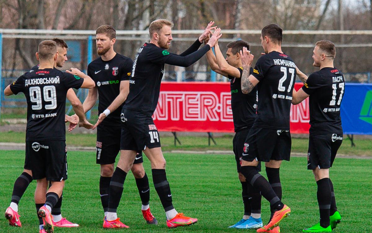Первая лига Украины: стал известен победитель, а также последняя команда, получившая путевку в УПЛ