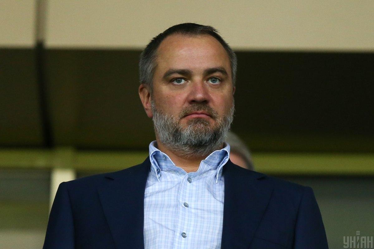 Президент УАФ Павелко признался, при каких обстоятельствах у него возникла идея обновить форму сборной Украины