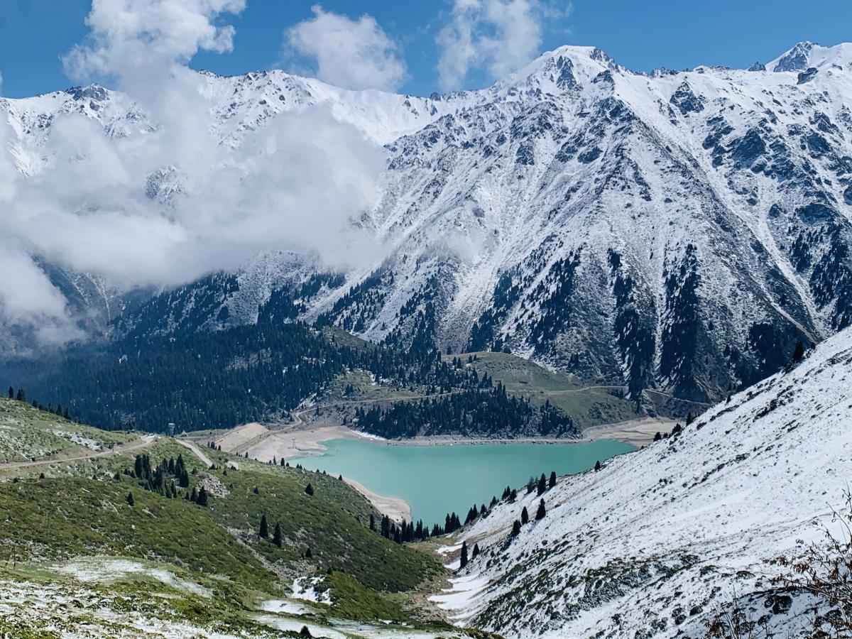 Бесконечный Казахстан. В поисках кумыса и приключений