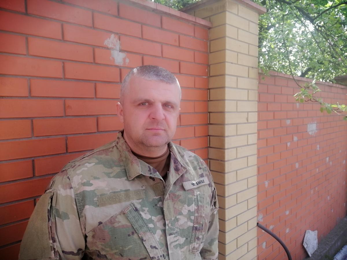 Снайпер Сергей Варакин: Мне не нужен мир, мне нужна победа. Не представляю, как ходить по Донецку и здороваться с теми, кто в меня вчера стрелял