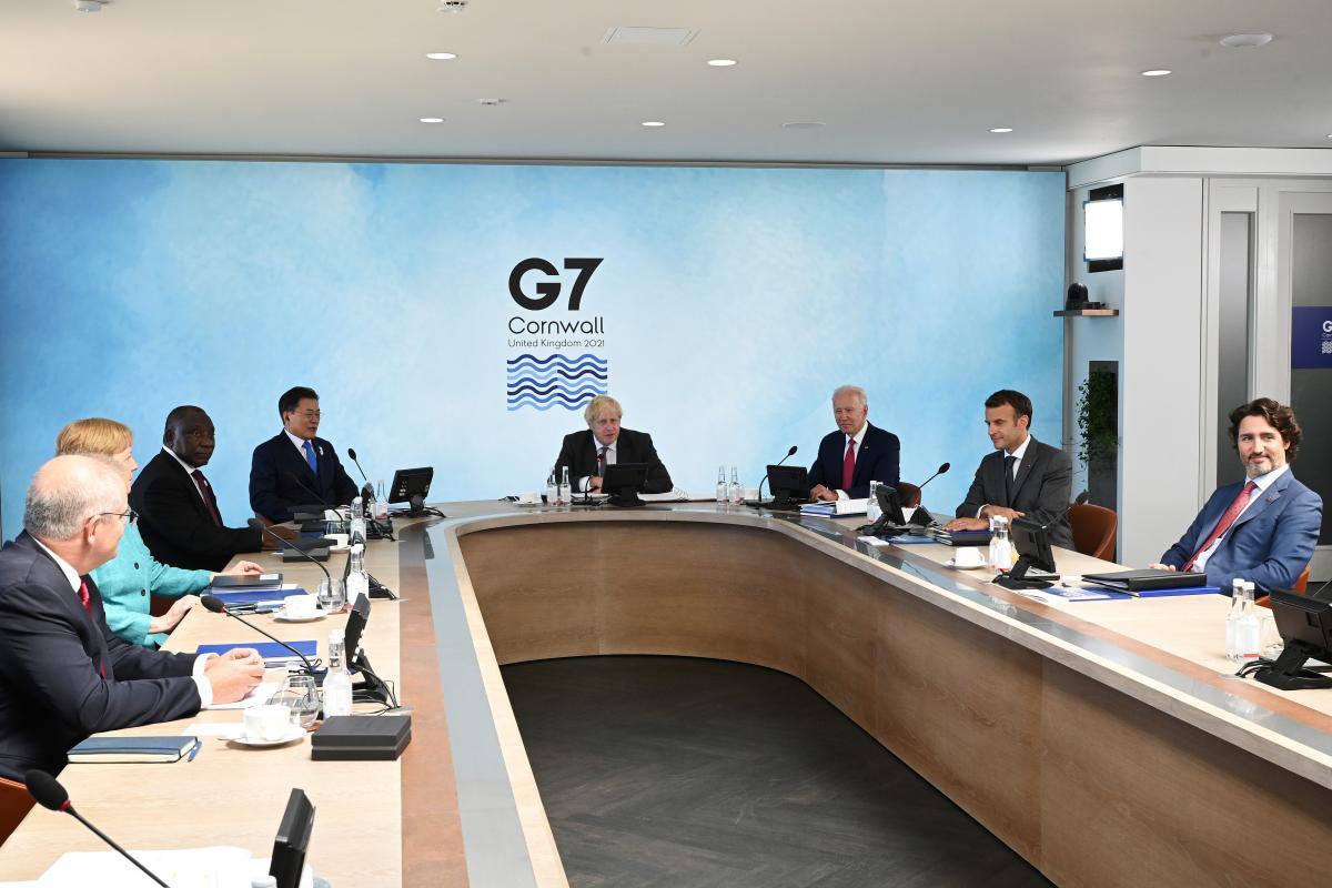 Лидеры стран G7 обратились к РФ из-за применения химического оружия и кибератак