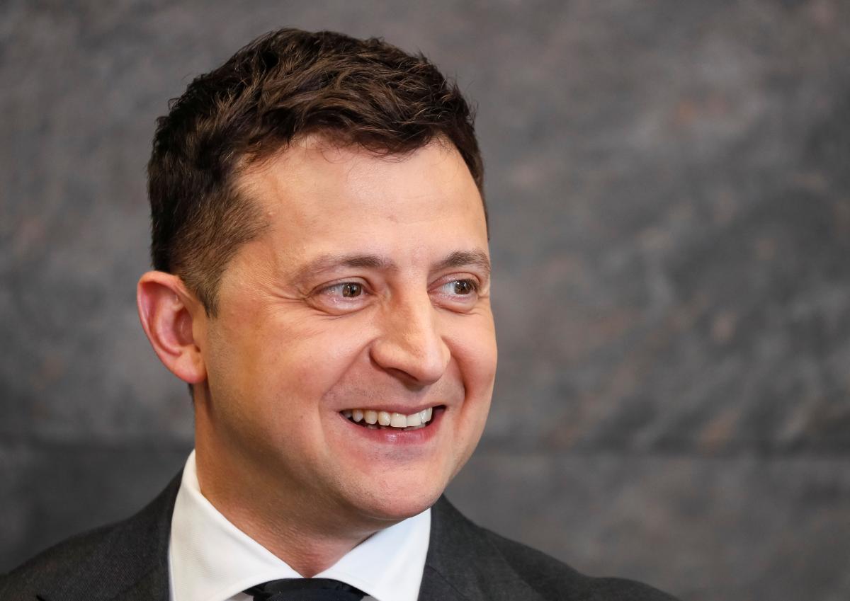 Зеленский приобрел ОВГЗ более чем на 2,7 миллиона гривень