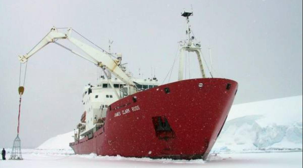 Легендарный ледокол James Clark Ross: в МОН объяснили, на что пойдут почти 245 миллионов гривен