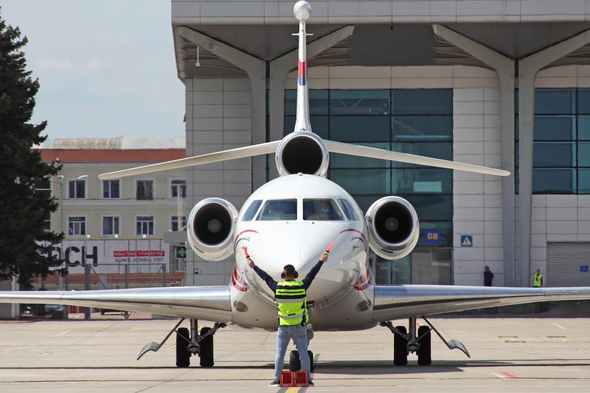 Пассажиропоток аэропорта Харьков превзошел докарантинные показатели