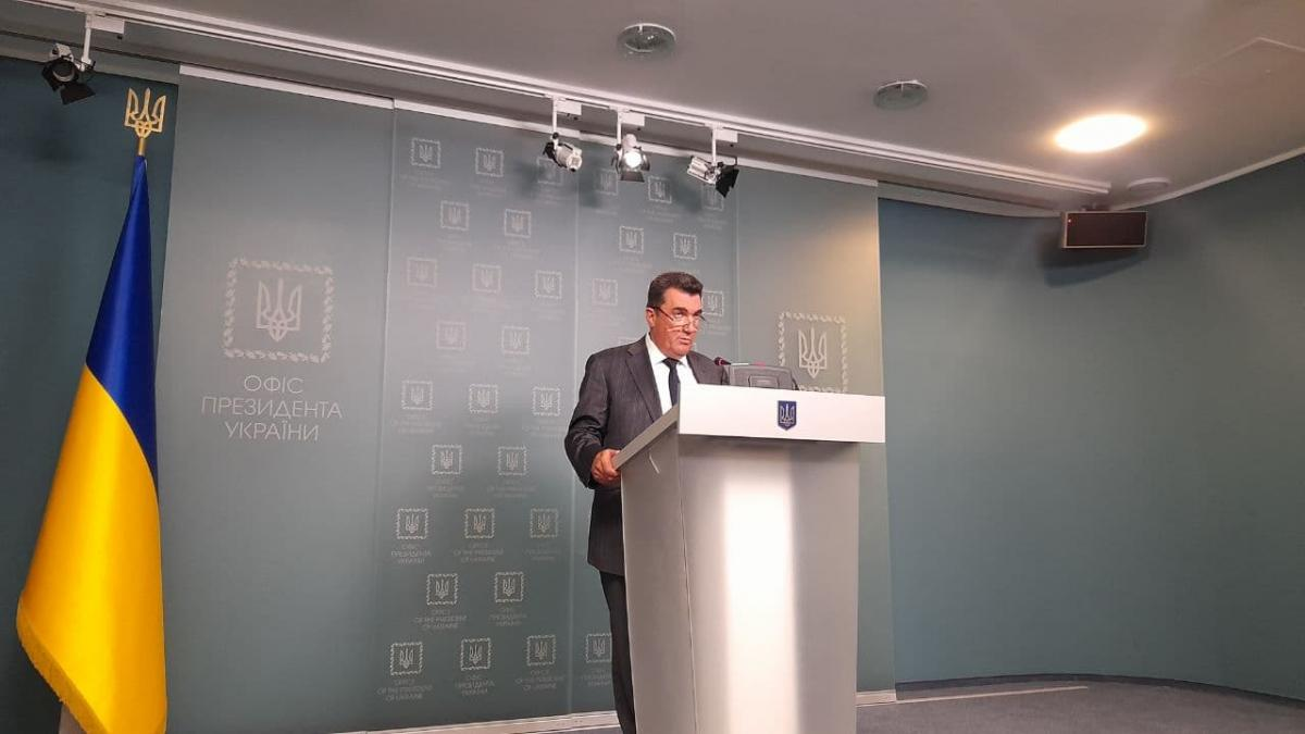 СНБО вводит санкции против еще девяти украинцев из списка США
