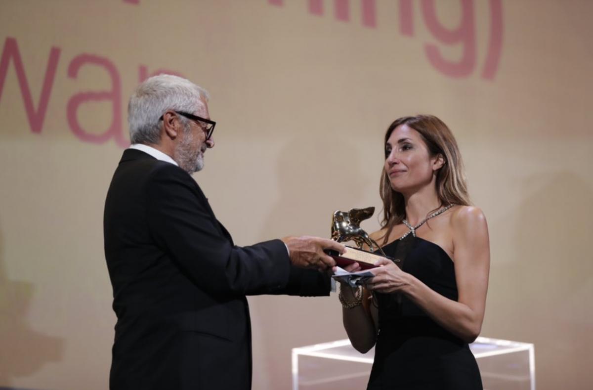 Стали известны победители Венецианского кинофестиваля и награда для Украины
