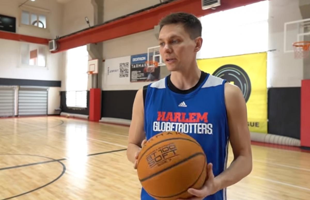 Звезда баскетбола Дмитрий Кривенко: Я первый украинец в истории, которому удалось такое