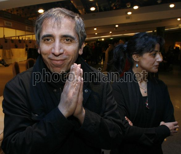 Photo Mohsen Makhmalbaf - UNIAN