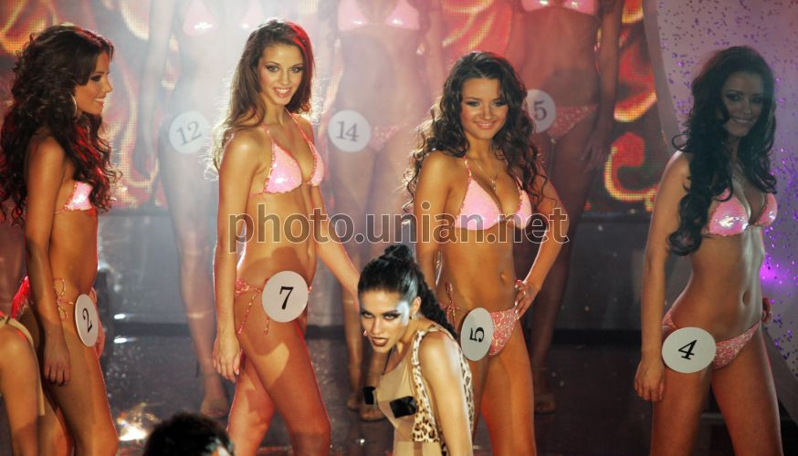 """Photo Participants of competition of beauty """"Miss Ukraine"""