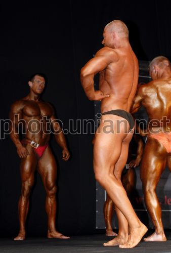 Photo Participants Of The Opened Lvov Cup On Bodybuilding Unian