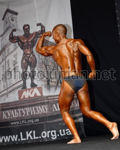 Photo Participant Of The Opened Lvov Cup On Bodybuilding Unian