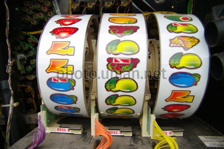 игровые автоматы барабаны