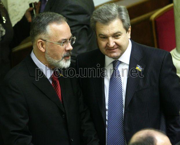 Фото Сергій Гриневецький та Дмитро Табачник - УНІАН