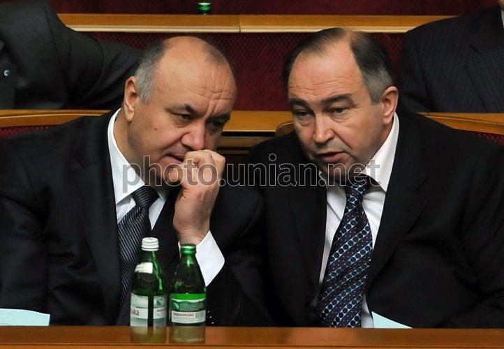 Фото Василий Цушко и Анатолий Толстоухов - УНИАН