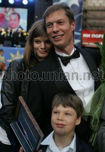как водится, владимир моисеенко фото семьи после
