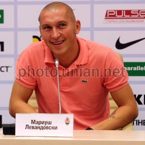 Футболист мариуш левандовски