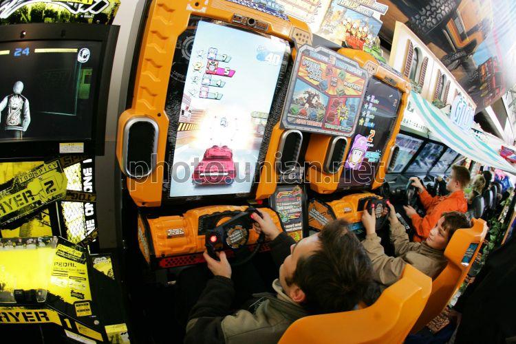 Игровые автоматы развлекательные