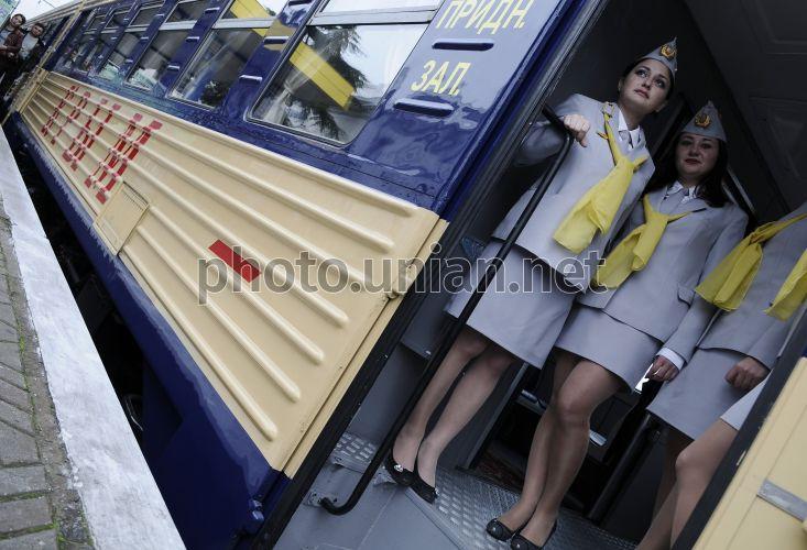 фото проводницы поезда юлиана кондрашовой что