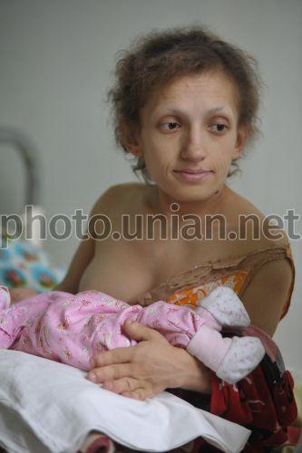 мария украинец